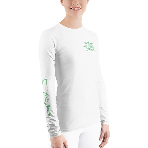 Isla Bonita - Women's Beach Shirt