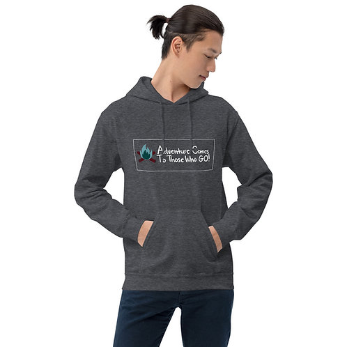 Camping Out Unisex Hoodie