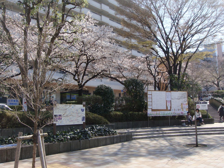 宮崎台駅 駅前広場
