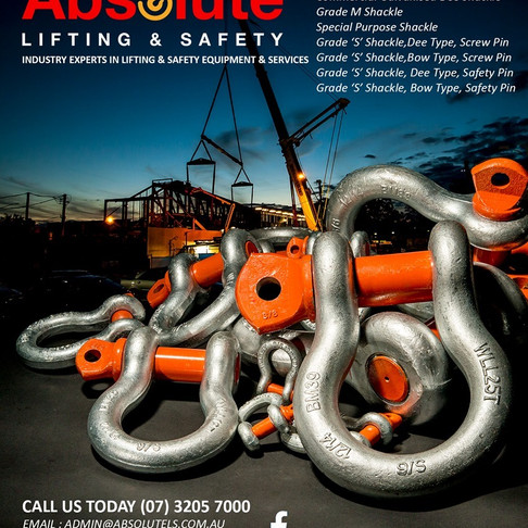 Shackles and Towing Vehicles