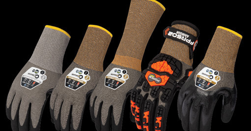 New Graphex Gloves