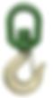Hoist Hook ,Swivel Type, Chain Sling Equ