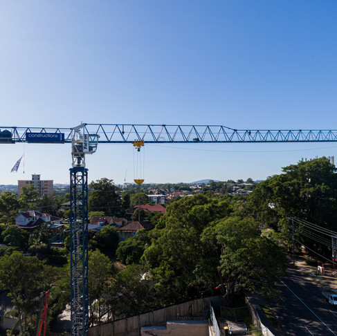 Tower Cranes & Hoist Wire Ropes