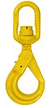 Self Locking Hook Swivel Chain Fittings