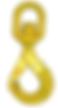 Grip hook Swivel Type, Chain Fittings