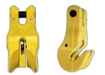 Shortening Clutch Locking Clevis, Chain