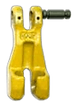 Shortening Clutch Clevis, Chain Sling Fittings