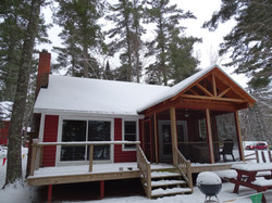 Leisure Lodge Cabin # 2