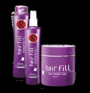 Kit Hair Fill Cauterização