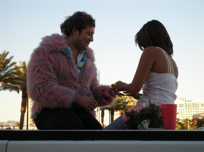 #2 - Marry a Stranger in Vegas