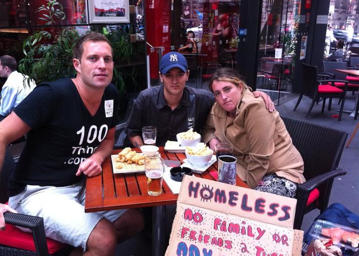#41 - Buy a Stranger Lunch