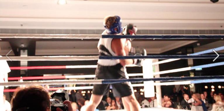 #22 - Boxing Match