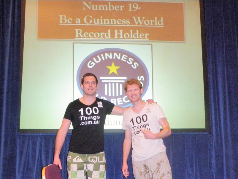 #19 - Guinness World record