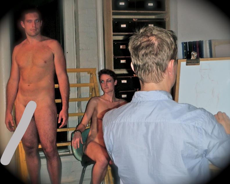 #75 - Nude Pose