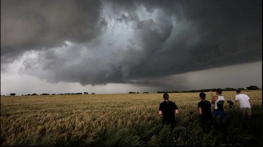 #10 - Chase a Tornado