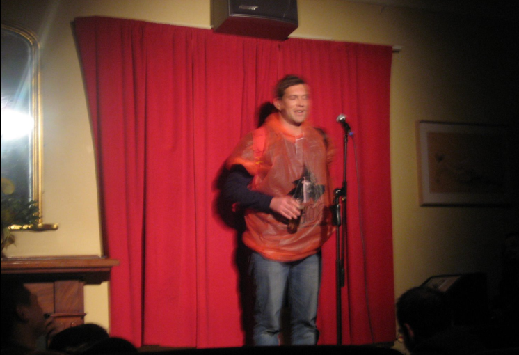#15 - Perform Stand-Up Comedy
