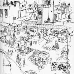 Place de Epices, Marrakesh