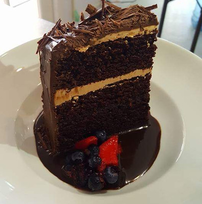 My Favorite Chocolate Cake Recipe Ever.