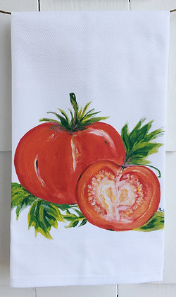 Pomodoro 3027 Cotton Huck Kitchen Towel