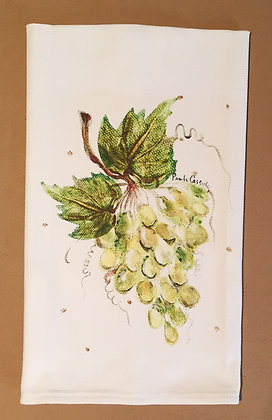 #60412 Bunch O Grapes -Kitchen Towel