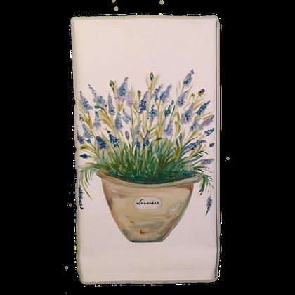 #3022 Lavender -Kitchen Towel