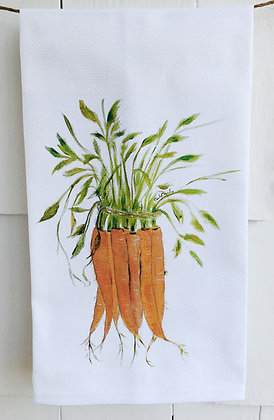 Carrots #60841 -Kitchen Towel