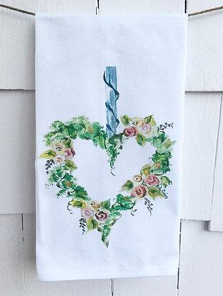 So In Love -8002 Cotton Huck KitchenTowel