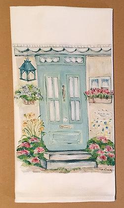 #4062 Rue de Fleur -Kitchen Towel