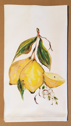 #90412 Lemon Citrus -Kitchen Towel