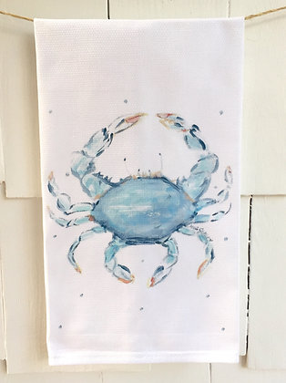Blue Crab #90201  KitchenTowel