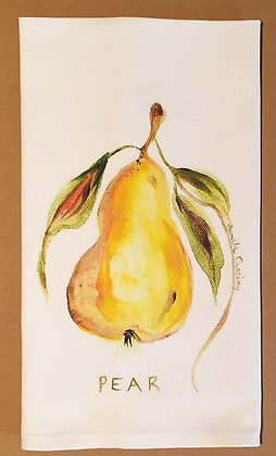 #60871 Pear -Kitchen Towel