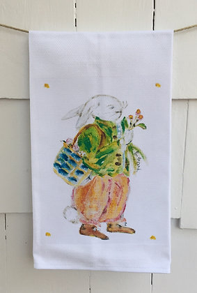 #90312 Hippity Hop -Kitchen Towel