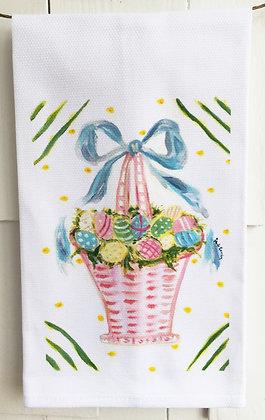 Easter 2010 -Kitchen Towel