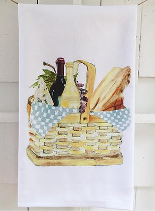 Country Picnic -Kitchen Towel