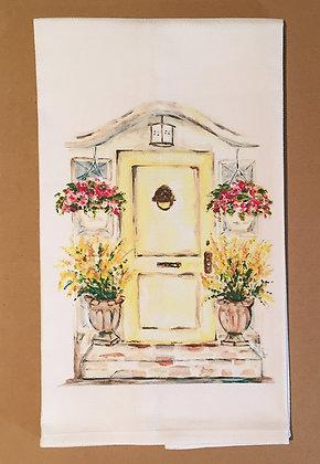 #3073 House on Main-Kitchen Towel
