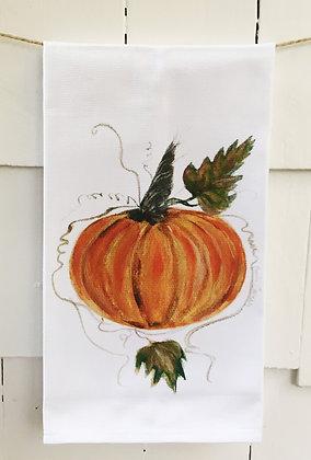 #60222 Halloween Pumpkin -Kitchen Towel