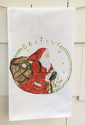 #5097 Believe -Kitchen Towel
