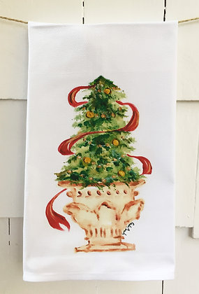 #90642 Yuletide -Kitchen Towel