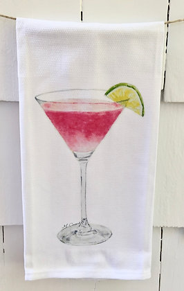 Cosmopolitan  -Kitchen Towel