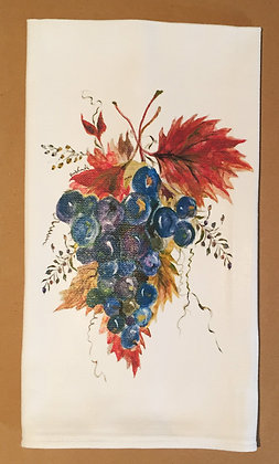 #3047 Vines -Kitchen Towel