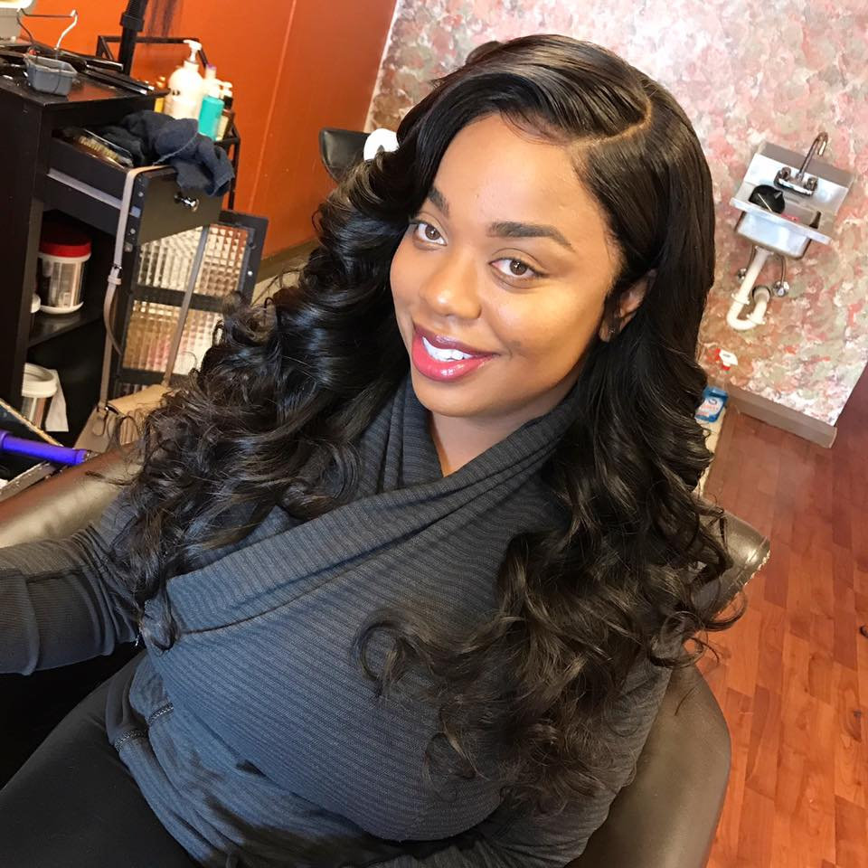 Lace/ Silk Frontal  Install
