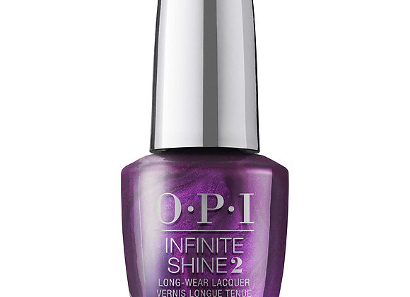 Let's Take an Elfie - OPI Infinite Shine