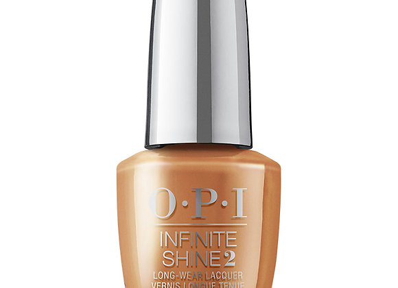 Have Your Panettone and Eat it Too - OPI Infinite Shine