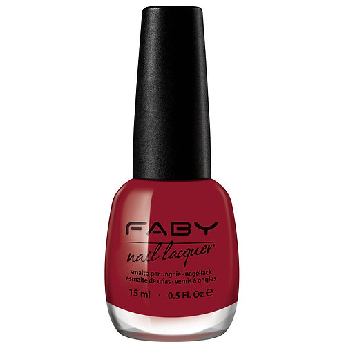 I know what is best - Faby nagellak
