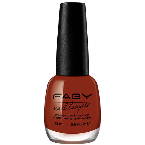 As spicy as I can be - Faby nagellak