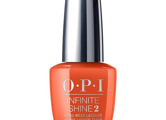 Suzi Needs a loch-smith - OPI Infinite Shine