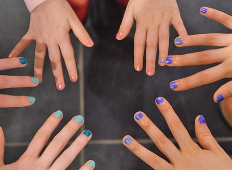 De leukste nagellak workshops vind je bij Lakstore
