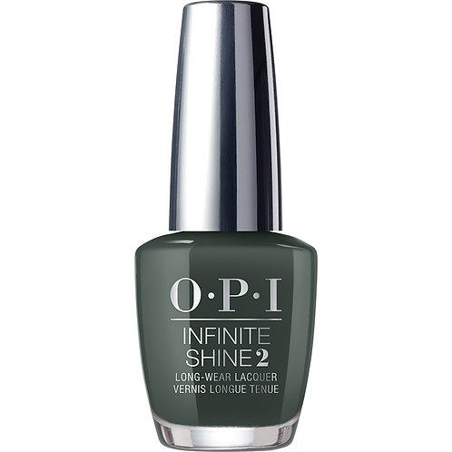 Things I've seen in  aber-green - OPI Infinite Shine
