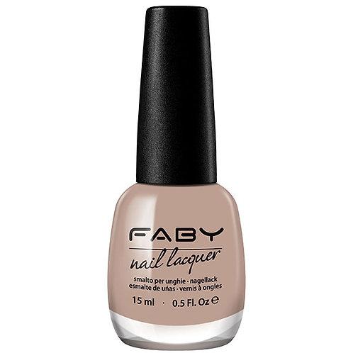 Fil Beige - Faby nagellak