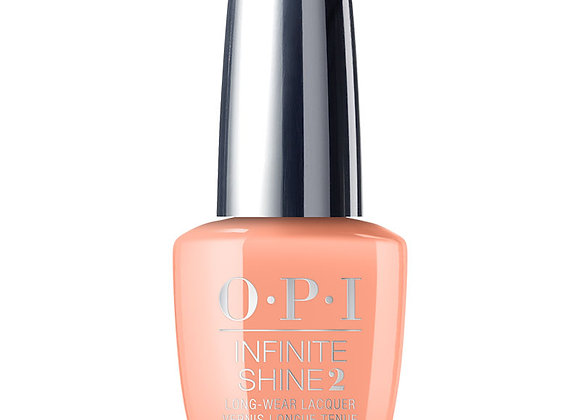 Coral-ing Your Spirit Animal - OPI Infinite Shine
